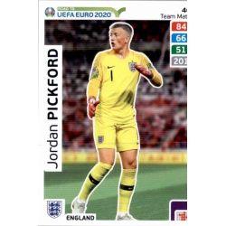 Jordan Pickford England 46