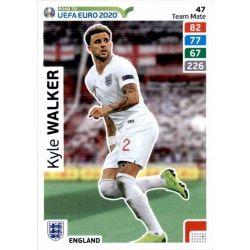 Kyle Walker England 47
