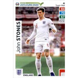 John Stones England 48