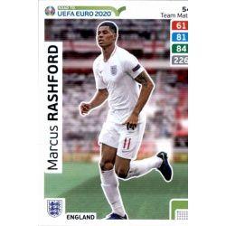 Marcus Rashford England 54
