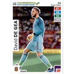 David De Gea Spain 55