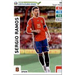 Sergio Ramos Spain 56