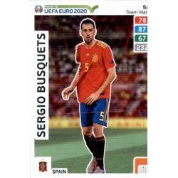 Sergio Busquets Spain 58