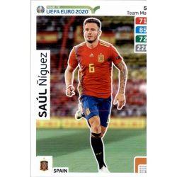 Saúl Ñíguez Spain 59