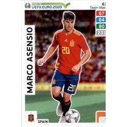 Marco Asensio Spain 61