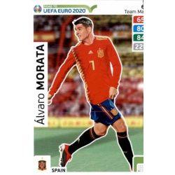 Alvaro Morata Spain 62