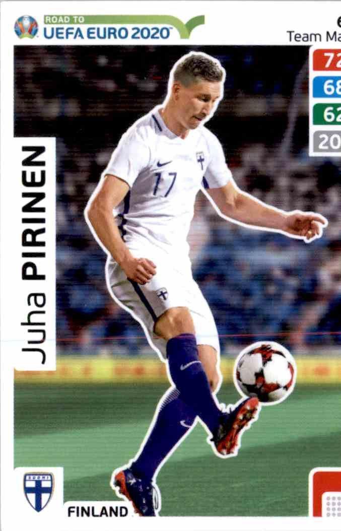 New York super halpa ostaa halpaa Online Sale Juha Pirinen Finland Panini Road To Uefa Euro 2020 Adrenalyn Xl