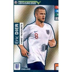 Eric Dier Fans Favourite 242 Adrenalyn XL Road To Uefa Euro 2020
