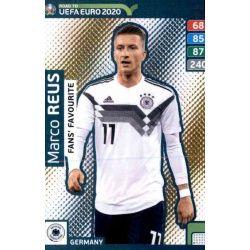 Marco Reus Fans Favourite 251 Adrenalyn XL Road To Uefa Euro 2020