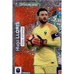 Hugo Lloris Goal Stopper 303 Adrenalyn XL Road To Uefa Euro 2020