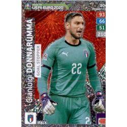 Gianluigi Donnarumma Goal Stopper 304 Adrenalyn XL Road To Uefa Euro 2020