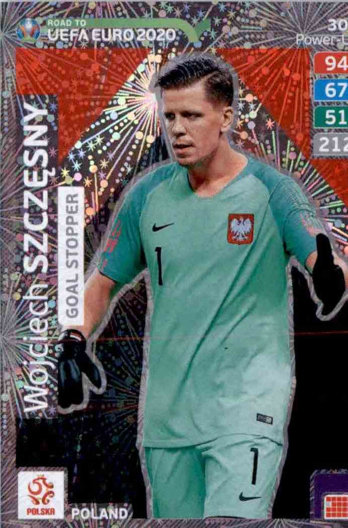 Wojciech Szczesny Polen Adrenalyn XL EURO EM 2012