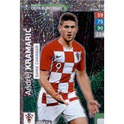 Andrej Kramarić Game Changer 335 Adrenalyn XL Road To Uefa Euro 2020