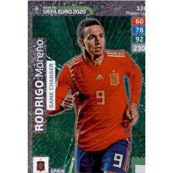 Rodrigo Moreno Game Changer 338 Adrenalyn XL Road To Uefa Euro 2020