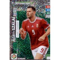 Ádám Szalai Game Changer 343 Adrenalyn XL Road To Uefa Euro 2020