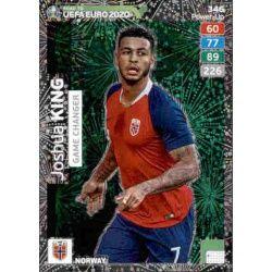 Joshua King Game Changer 346 Adrenalyn XL Road To Uefa Euro 2020
