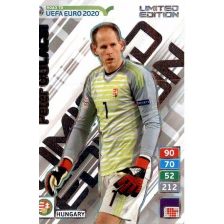 PANINI ROAD TO EURO 2020 édition limitée