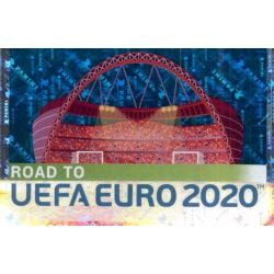 Logo Road to UEFA Euro 2020™ 1