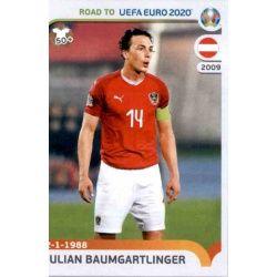 Julian Baumgartlinger Austria 8