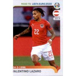 Valentino Lazaro Austria 12