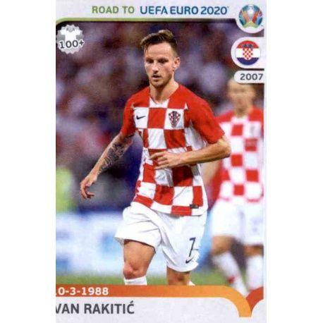 Road to EM 2020-Sticker 47-Andreï Kramaric-Croatie