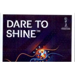 Logo Dare to Shine 5