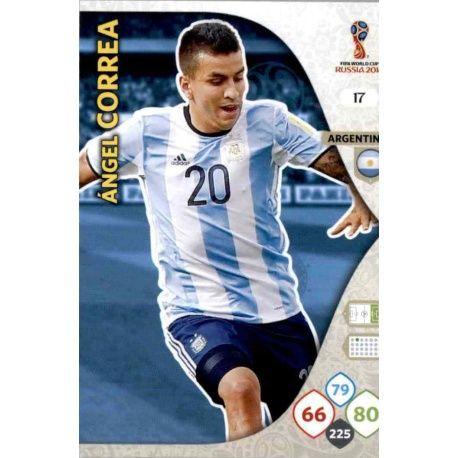 Ángel Correa Argentina 17