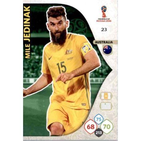 Mile Jedinak Australia 23 Adrenalyn XL World Cup 2018