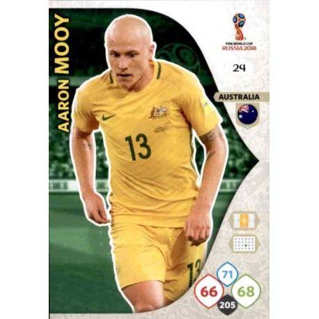 Aaron Mooy Australia 24