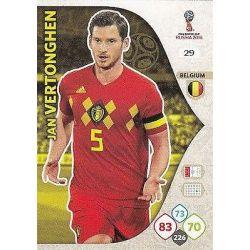 Jan Vertonghen Bélgica 29