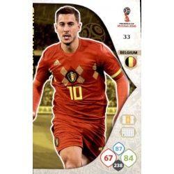 Eden Hazard Bélgica 33
