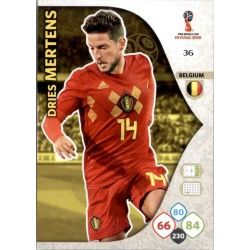 Dries Mertens Bélgica 36