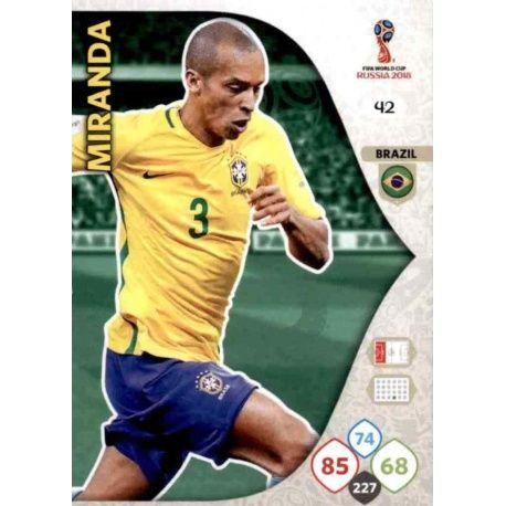 Miranda Brasil 42