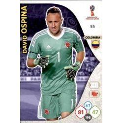 David Ospina Colombia 55