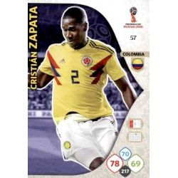 Cristian Zapata Colombia 57