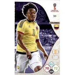Juan Cuadrado Colombia 59