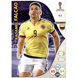 Radamel Falcao Colombia 63