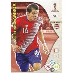 Cristian Gamboa Costa Rica 66