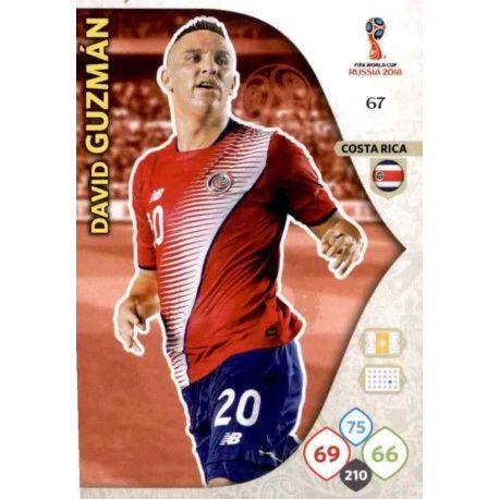 David Guzmán Costa Rica 67