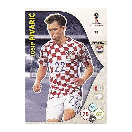 Josiip Pivarić Croacia 75