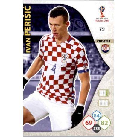 Ivan Perisić Croacia 79