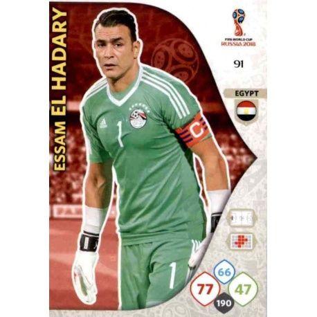 Essam El Hadary Egipto 91