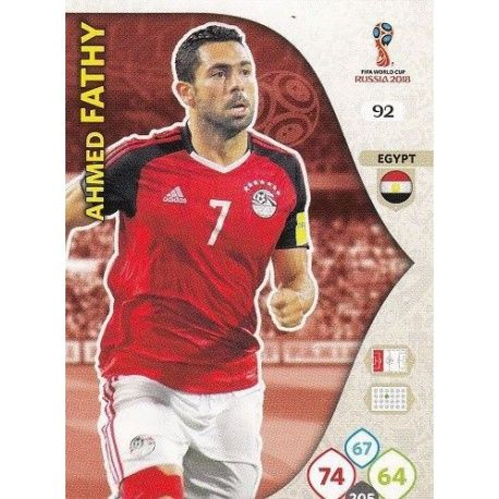 Ahmed Fathy Egipto 92
