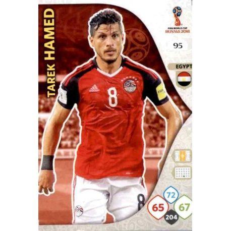 Tarek Hamed Egipto 95 Adrenalyn XL World Cup 2018