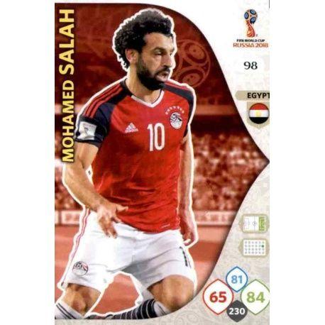 Mohamed Salah Egipto 98