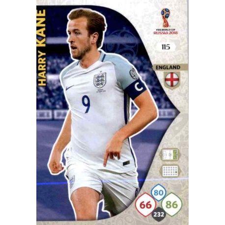 Harry Kane Inglaterra 115 Adrenalyn XL World Cup 2018