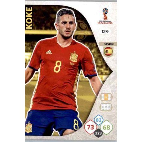 Koke España 129