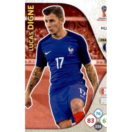 Lucas Digne Francia 142
