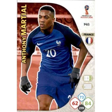 Anthony Martial Francia 148