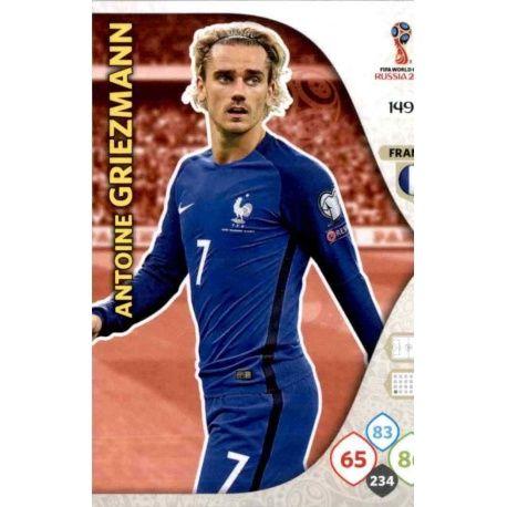 Antoine Griezmann Francia 149